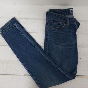 Levi's modern skinny Jean, size 6m
